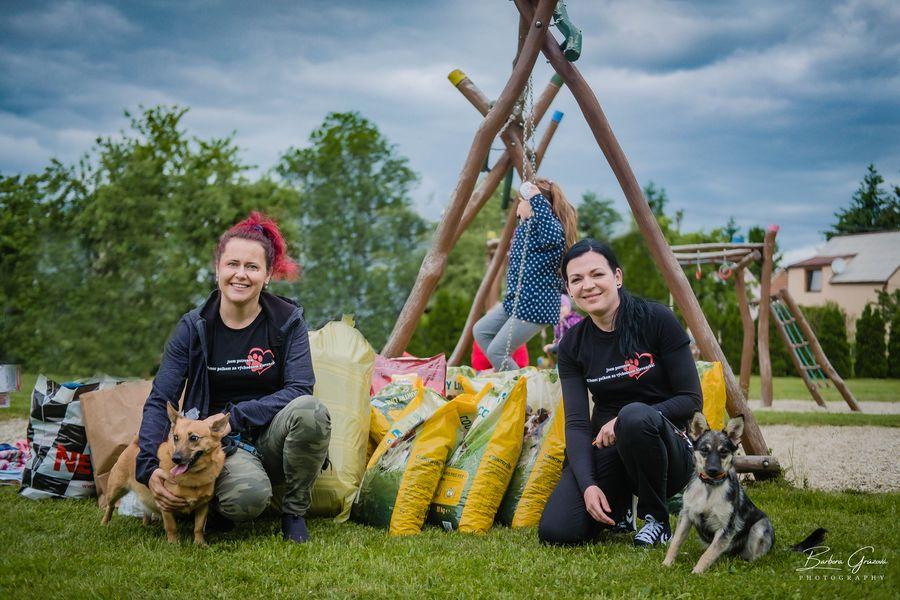 OZ Pomoc psikom na vychodnom Slovensku 1 díl